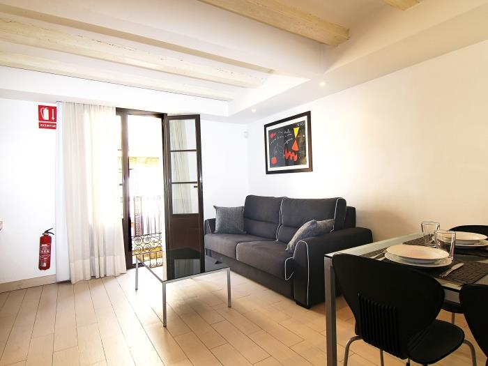 Ramblas 2 - apartment in Barcelona