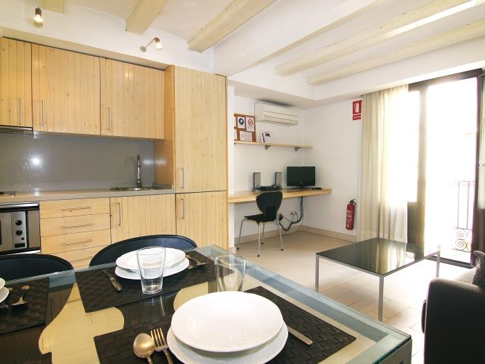 Ramblas 3 - apartment in Barcelona