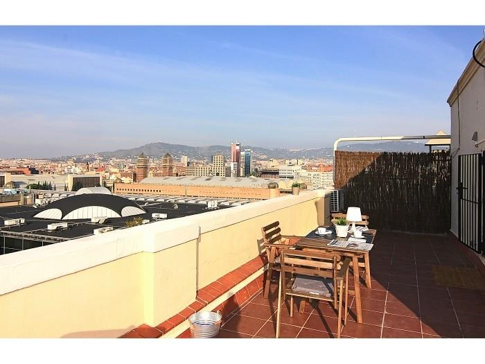 Penthouse Top Views - apartments Barcelona
